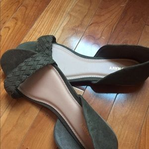 Old Navy Shoes - Old Navy Open Toe Flats